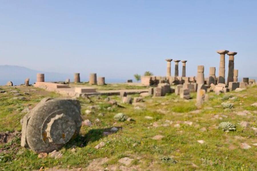 Assos'un Tarihçesi